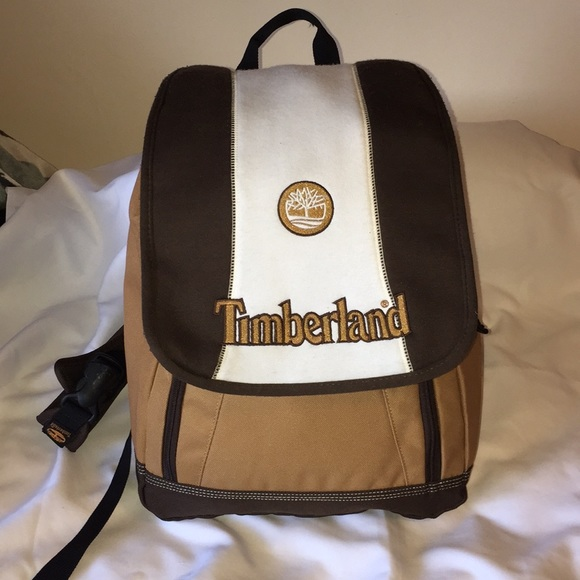 79ce820377 Timberland Bags | Iconic 13 Shoulder Sling Backpack | Poshmark